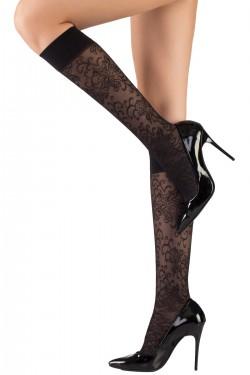 Mite Love Dizaltı Çorap Sonbahar Desenli