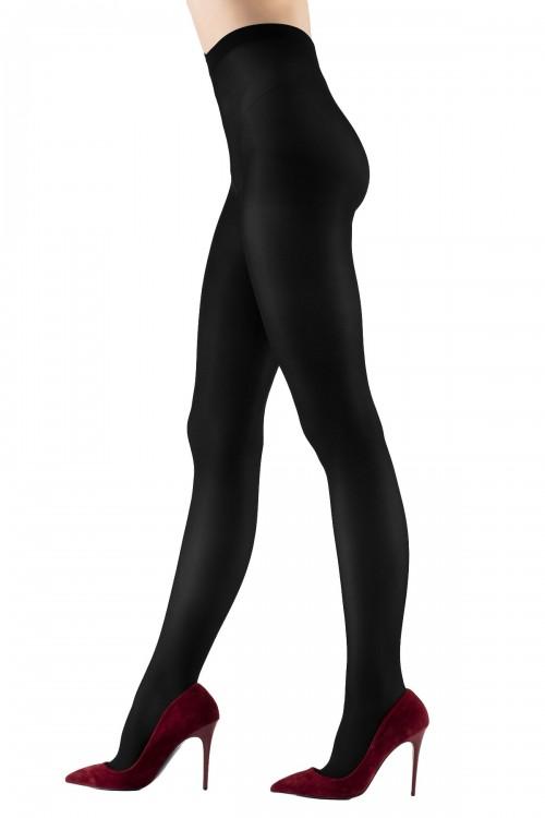 Külotlu Çorap Micro 40 Siyah