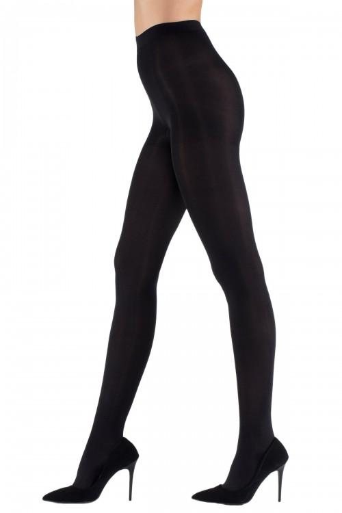 Micro 70 Külotlu Çorap Siyah