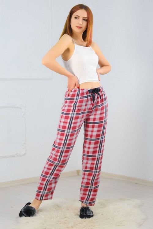 Polar Karelipembe Renk Pijama Altı