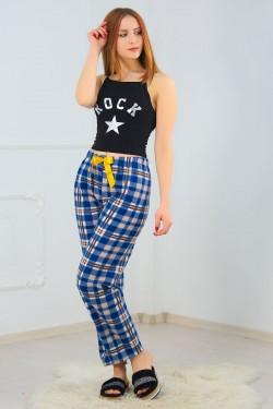 Polar Pijama Altı Mavibej - 4570.919.