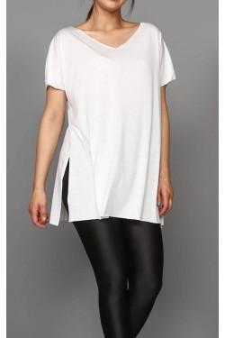Beyaz Tasarım Tişört