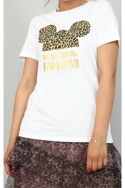 Kat Kat Etek & Beyaz Tişört Takım