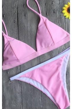 Açık Pembe Bikini Altı